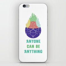 Zootopia - Anyone Can Do Anything iPhone & iPod Skin