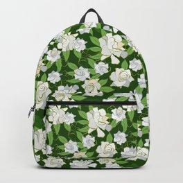Jardín de Gardenias Backpack