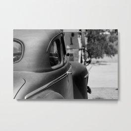 Simple Times 3 Metal Print