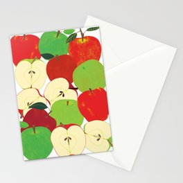 Apple Harvest Stationery Cards