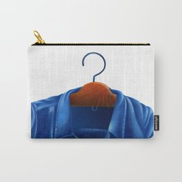 Jacket jeans that hung on the hanger Carry-All Pouch