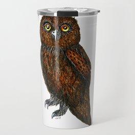 Lucky Owl Travel Mug