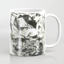 Sailing Fish Coffee Mug