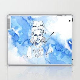 #STUKGIRL KYE (Keep it Real) Laptop & iPad Skin