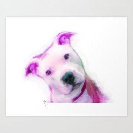 Pitty Love Art Print