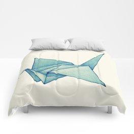 High Hopes | Origami Crane Comforters