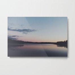 Huntington Lake Metal Print