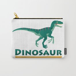 velociraptor dinosaur. Carry-All Pouch
