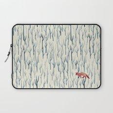 Winter Wood Laptop Sleeve