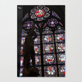 Saint Michel Canvas Print