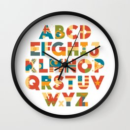 The Alflaget Wall Clock