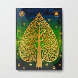 Bodhi Tree0505 Metal Print