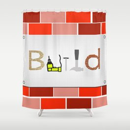 Build Shower Curtain