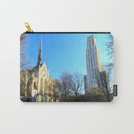 Heinz Chapel and Cathedral of Learning in Pittsburgh 12 Carry-All Pouch