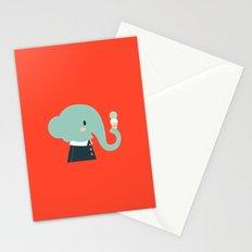 Mister Elephant Stationery Cards