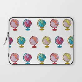 Globes For Days! Laptop Sleeve