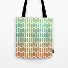 Quill Pattern Tote Bag