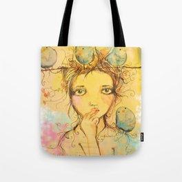 """De paseo"" series Tote Bag"