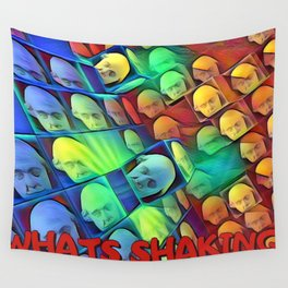 What's shaking Wall Tapestry