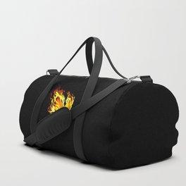 BurnOut Duffle Bag