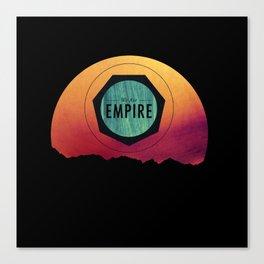We Are Empire Canvas Print