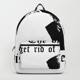Temptation | Dr. Jekyll & Mr. Hyde Backpack