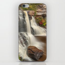 Blackwater Autumn Falls iPhone Skin