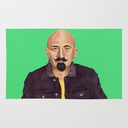 The Israeli Hipster leaders - Chaim Weizmann Rug