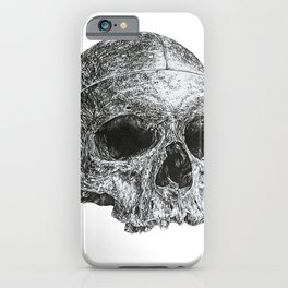 Cranium D iPhone Case