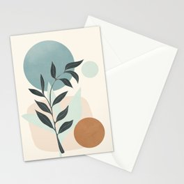 Azzurro Shapes No.53 Stationery Cards