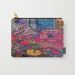 Bright [Like Neon Love] Carry-All Pouch