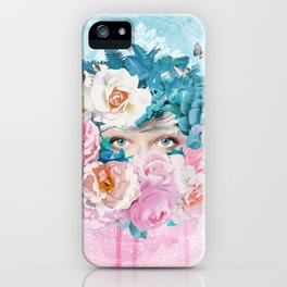 FLORAL EVA iPhone Case