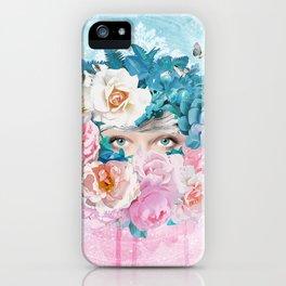 FLORAL EVA iPhone Case