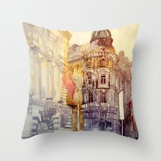 Wien Throw Pillow
