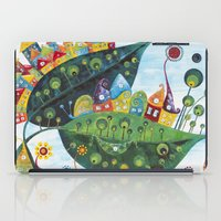 snail iPad Cases featuring Snail by Annabies