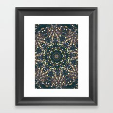 Solar Ohm Framed Art Print