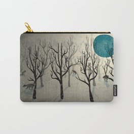 Among the Wolves... Carry-All Pouch