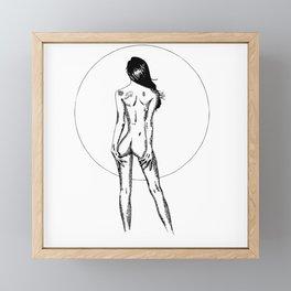 Powerlock Framed Mini Art Print