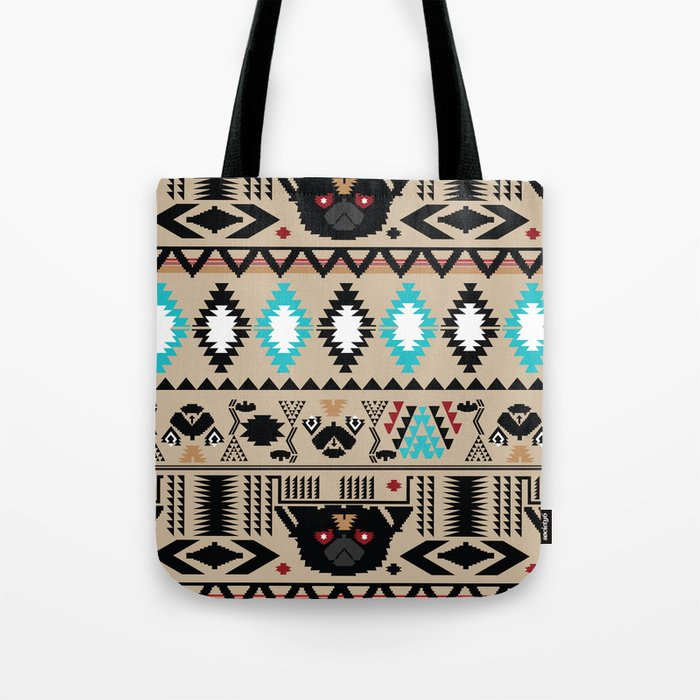 Spirit of Pug Tote Bag