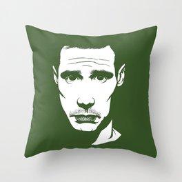Jim Carrey Throw Pillow
