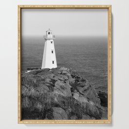 Cape Spear Lighthouse No.4 Serving Tray