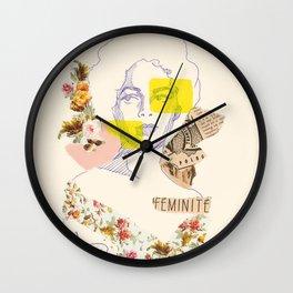 Carmen J O N E S Wall Clock