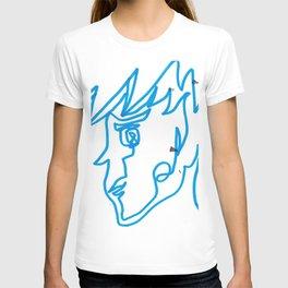 avantgarde illustration 6 T-shirt