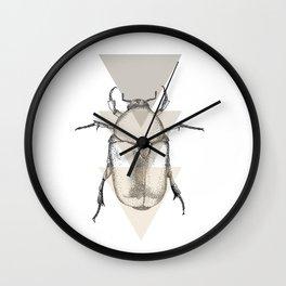 Bug dot Wall Clock