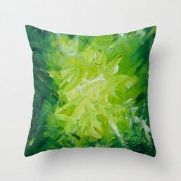Analogous Adit Throw Pillow