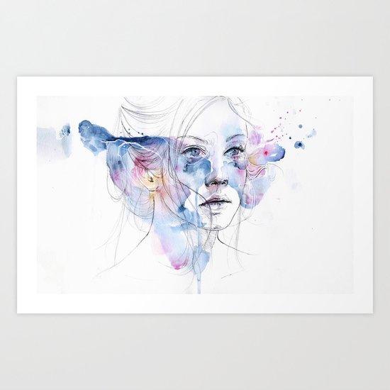 water show Art Print