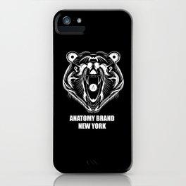 KUMA: ANATOMY BRAND iPhone Case