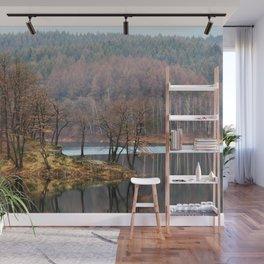 Mirroring Lake - Aggertalsperre Wall Mural