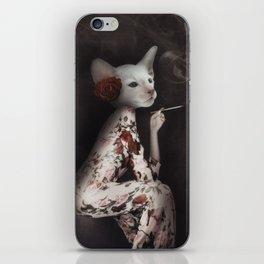 Pussy Sue iPhone Skin