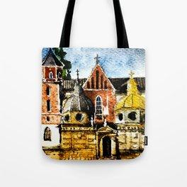Wawel Tote Bag